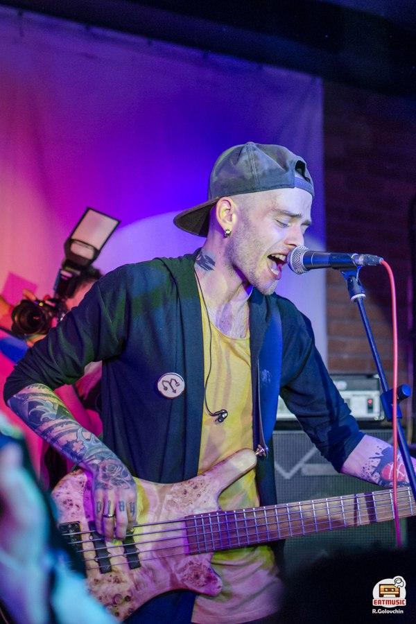 Концерт группы МодеМ в клубе «Афиша» 18.05.2017 репортаж, фото Роман Головчин