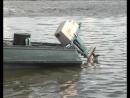 Сотрудники ГИМС спасли троих колпашевцев, дрейфовавших на лодке со сломанным мотором