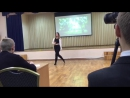 Lady Powers (Vera Blue) choreography by Mikhail Donets