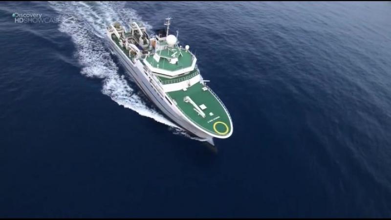Могучие корабли. 1 серия из 6 (2010)