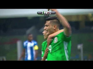 Hexagonal final _ resumen méxico vs honduras