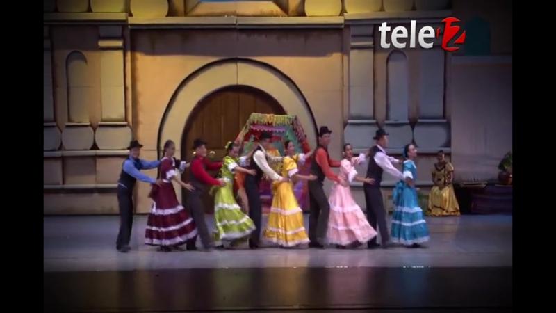 Ballet Moderno y Folklórico de Guatemala Ferrocarril de Los Altos