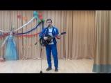 Эстрадный вокал, Титов Юрий 10а класс, г. Удомля