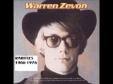 Warren Zevon - Rarities (1966-1976)