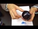 Кръгъл джобен печат– Modico Bulgaria – Видео представяне на фирмен печат