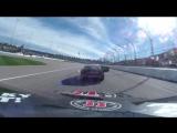 #4 - Kevin Harvick - Onboard - 2017 NASCAR Monster Cup - Round 32 - Kansas