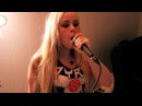 Arch Enemy No Gods No Masters Female Vocal and Guitar Cover