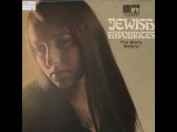 The Barry Sisters - 1969 - Jewish Favourites Compilation Vinyl Rip