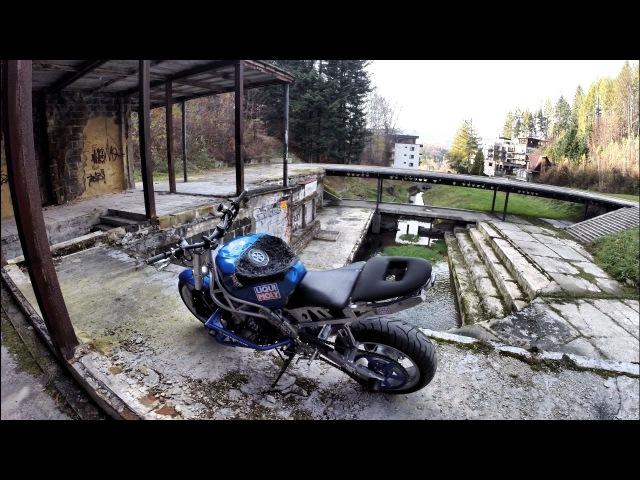 INSANE stunts at ABANDONED RESORT! (Rafał Kanik 1)