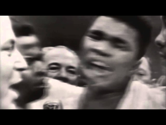 Cassius Clay Muhammad Ali I Shook Up The World