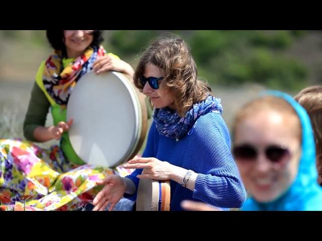 Рамочные Барабаны с Андреем Танзю Frame Drums with Andrey Tanzu