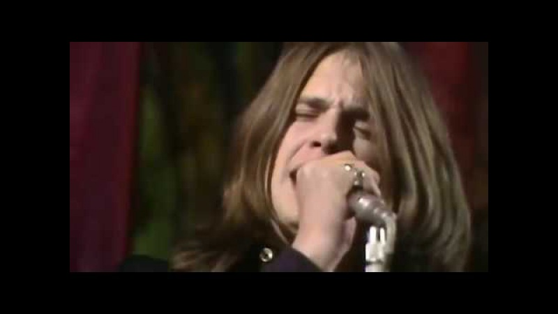 Black Sabbath - Paranoid on Top of the Pops 1970