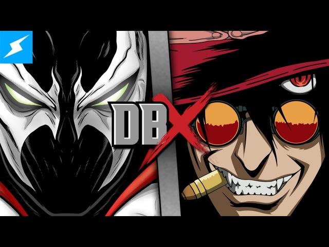 Spawn VS Alucard (Hellsing) - DBX
