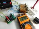 Инвертор 12В 220В 50Гц на IR2153 Модуль