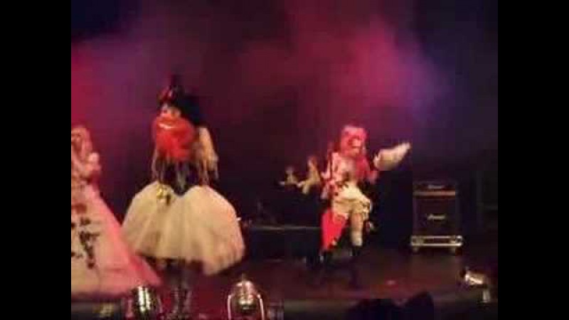 Emilie Autumn @ Amphi 2007 - Misery Loves Company