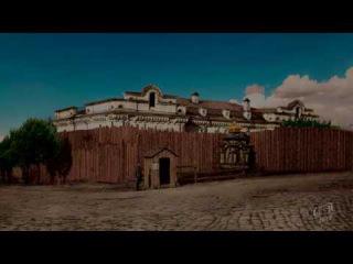 Раскрашивание фотографии ипатьевского дома/ Colorizing photo of Ipatievsky house