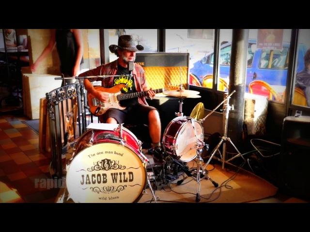 Jacob Wild I Got Mine Paris 2017 bluestrash omemanband