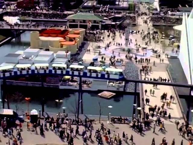Expo 67 Raw Footage 1967 Montreal Worlds Fair Henry Charles Fleischer