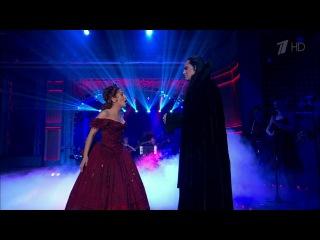 Вечерний Ургант. Е. Газаева, И. Ожогин из мюзикла «Бал Вампиров» — «Любовный дуэт...