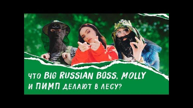 BIG RUSSIAN BOSS feat MOLLY – МНЕ НРАВИТСЯ