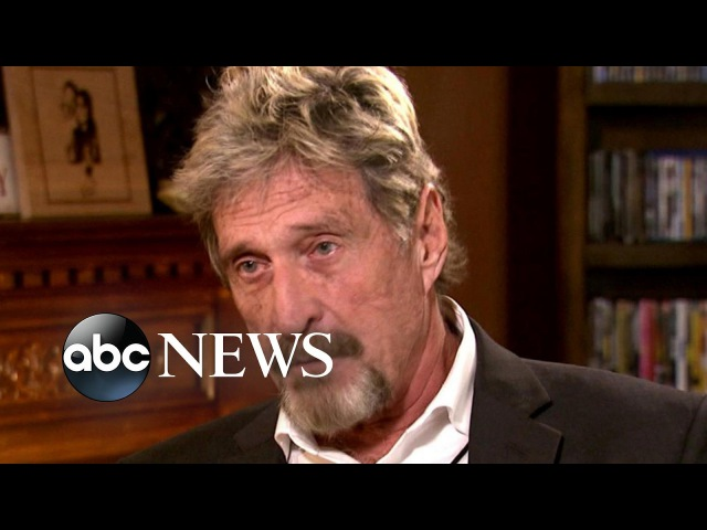 The wild life of John McAfee mysterious cybersecurity pioneer