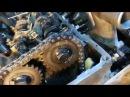 Некоторые моменты по установки цепи Mitsubishi Pajero III двигатель 4M41.