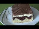 Торт Дунайские волны Donauwellen Torte Просто и вкусно