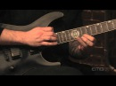 Incredible guitar playing, Andy James, Angel Of Darkness on EMGtv