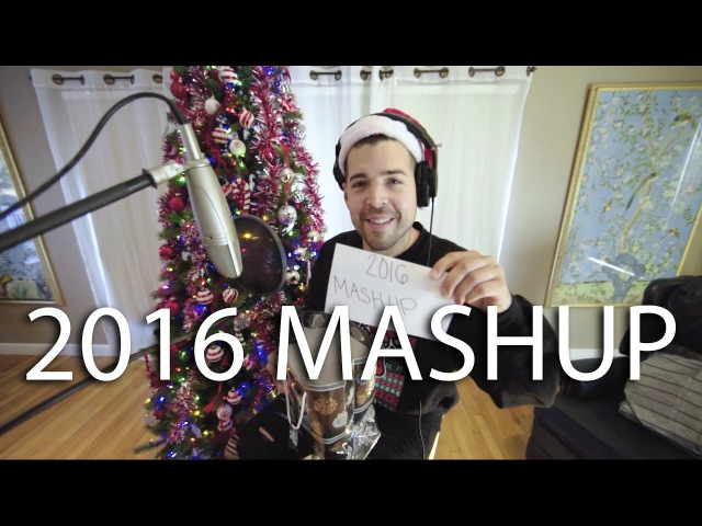 Best songs of 2016 Mashup   Michael Constantino