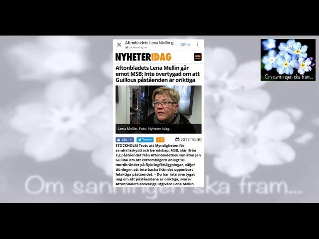 Aftonbladets Jan Guillou ljuger eller bara okunnig