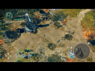 Halo Wars 2 - First Campaign Gameplay
