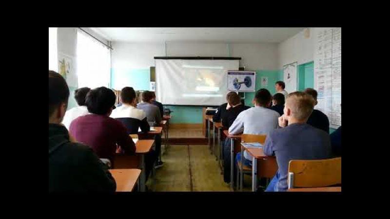 Филиал №2 ГАПОУ НК АПК, Попова С.А., урок