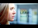 You can leave if you really want to • noora william