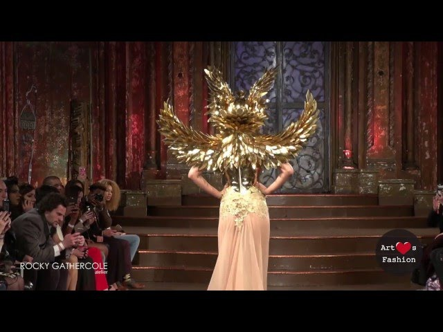 Rocky Gathercole FW2016 Collection Art Hearts Fashion New York Fashion Week