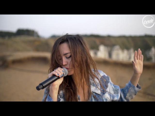 Rodriguez Jr. feat Liset Alea (live) @ Falaises d'Etretat for Cercle