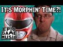 Go Go Power Rangers Go Go Angry Game Nerd ft Julian Spillane Epic Game Music