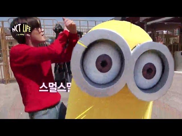 Cute Taeyong and Savage Yuta(NCT) - Funny Moment