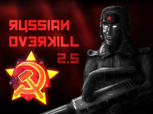 Russian Overkill 2.5 with The Ultimate Doom II 1