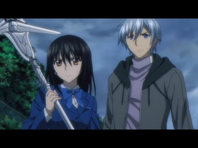 Strike the Blood ТВ-2 OVA 7 серия русская озвучка OVERLORDS / Удар крови 2 сезон ОВА 07