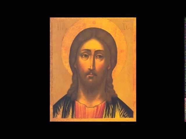 Акафист Иисусу Сладчайшему Хор братии Валаамского монастыря