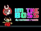 Dj CUTMAN - I'm The Boss (Drum Cover) -- The8BitDrummer