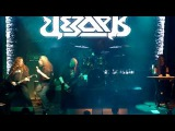 Группа Цезарь - Русский Крест - Концерт в клубе Театр 25 декабря 2016