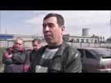 Сергей Москалец на встрече с работниками ТЧ Знаменка