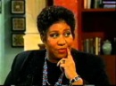 Aretha Franklin A Rose Is Still A Rose Interview on Regis and Kathy Lee 1998