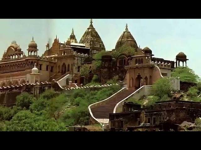 Radha Rani Shriji Temple, Barsana