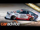 On board with Keiichi Tsuchiya at WTAC 2016 | A CarAdvice Feature