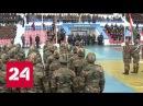 В Приморье начались российско-индийские учения Индра-2017 - Россия 24