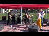 Фестиваль уличной музыки 2014. 43 Набатъ г. Владимир, Театральная площадь, 13.07.2014.