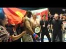 Жыргалбек Чомонов (KGZ) vs Эдвард Самави (USA) - Битва Континентов - EMIR FC