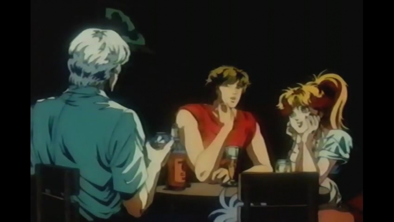 [SHIZA] Калифорнийский Кризис / California Crisis - Tsuigeki no Juuka [OVA] [Azazel] [1986] [Русская озвучка]